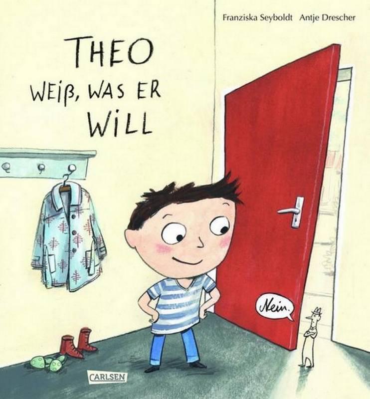 Theo weiß, was er will – Bilderbuchkino Quelle: Stadt Sankt Augustin