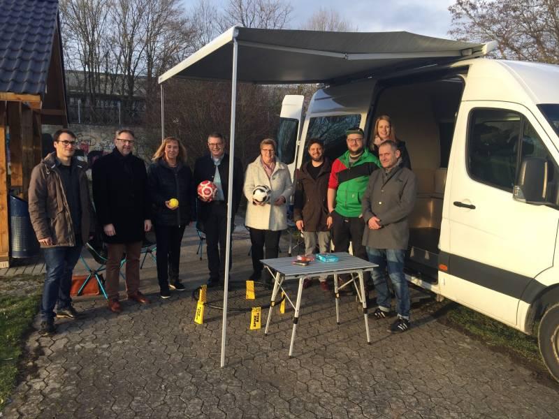 Guter Start für Mobile Jugendarbeit in Swisttal Quelle: Rhein-Sieg-Kreis