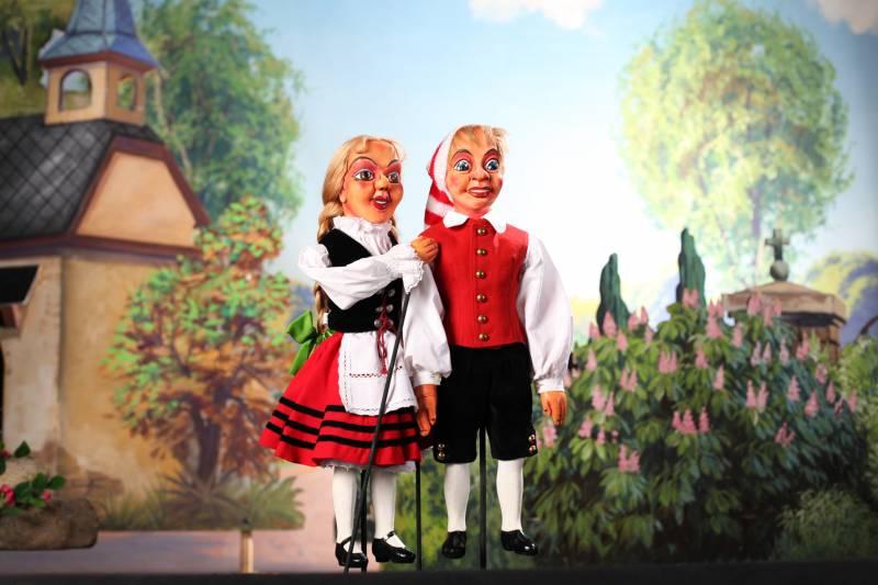 Hänneschen-Theater kehrt auf den Jahrmarkt zurück Quelle: LVR-Freilichtmuseum Kommern