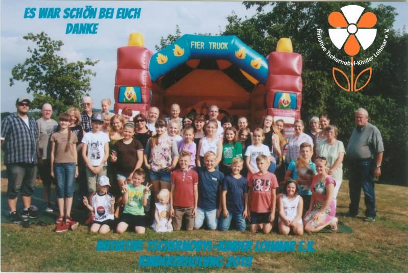 Gasteltern gesucht! Initiative Tschernobyl-Kinder Lohmar e.V. Quelle: Initiative Tschernobyl-Kinder Lohmar e.V.