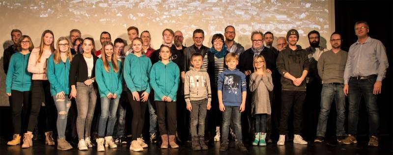 Sportstadt Hennef im Kurzfilm Quelle: Stadt Hennef