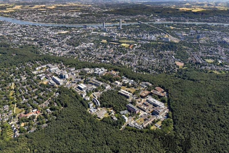 Universitätsklinikum Bonn zum dritten Mal mit Gütesiegel desPKV-Verbands ausgezeichnet Quelle: Universitätsklinikum Bonn