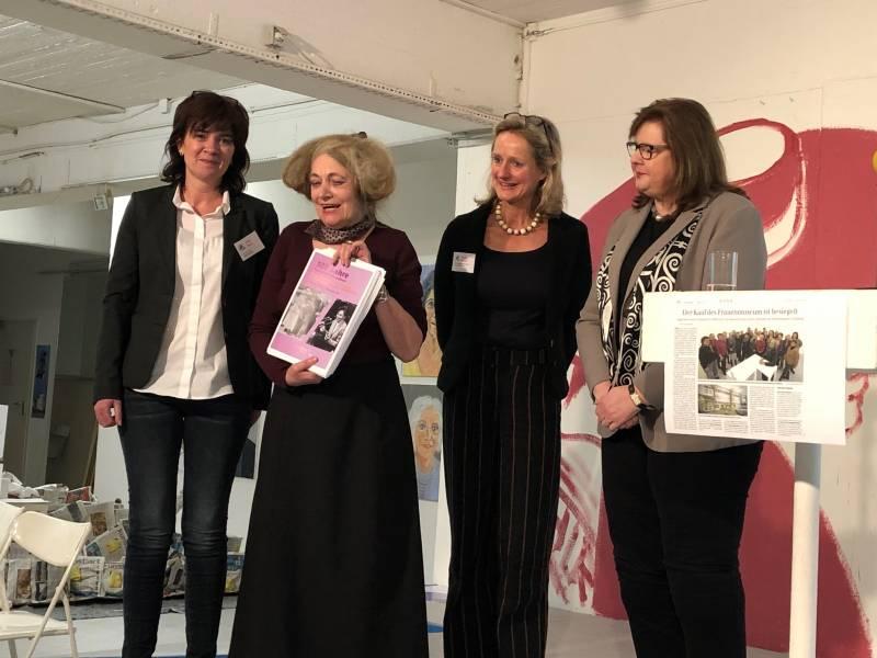 Gemeinsam mehr erreichen – Gleichstellungsbeauftragte und kommunalpolitische engagierte Frauen diskutieren Quelle: Rhein-Sieg-Kreis