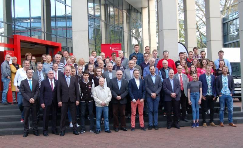 Rhein-Sieg-Kreis ehrt seine besten Sportlerinnen und Sportler Quelle: Rhein-Sieg-Kreis