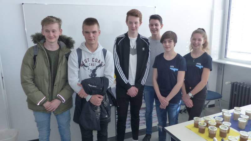 Gesamtschule Hennef West und Städtisches Gymnasium kooperieren bei der Berufswahlorientierung Quelle: Gesamtschule Hennef-West