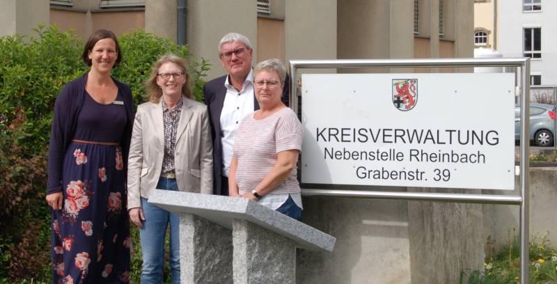 10 Jahre Dienststelle Rheinbach Quelle: Rhein-Sieg-Kreis
