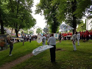 Wolsdorf feiert Kirmes Quelle: Stadt Siegburg