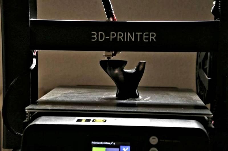 3D-Drucker – was ist das? Quelle: Stadt Lohmar