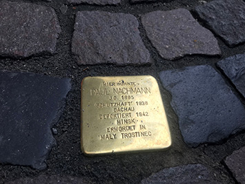 In Memoriam Quelle: Stadt Siegburg
