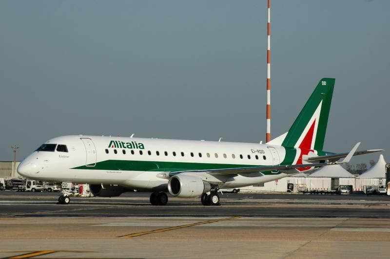 Alitalia kommt nach Köln/Bonn Quelle: Köln Bonn Airport