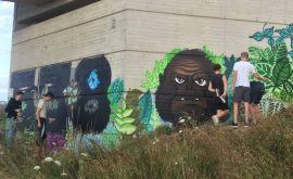 Graffiti TK3 2019
