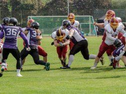 Jets vs Longhorns – Marc Junge