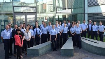 22 neue Polizisten für den Rhein-Sieg-Kreis