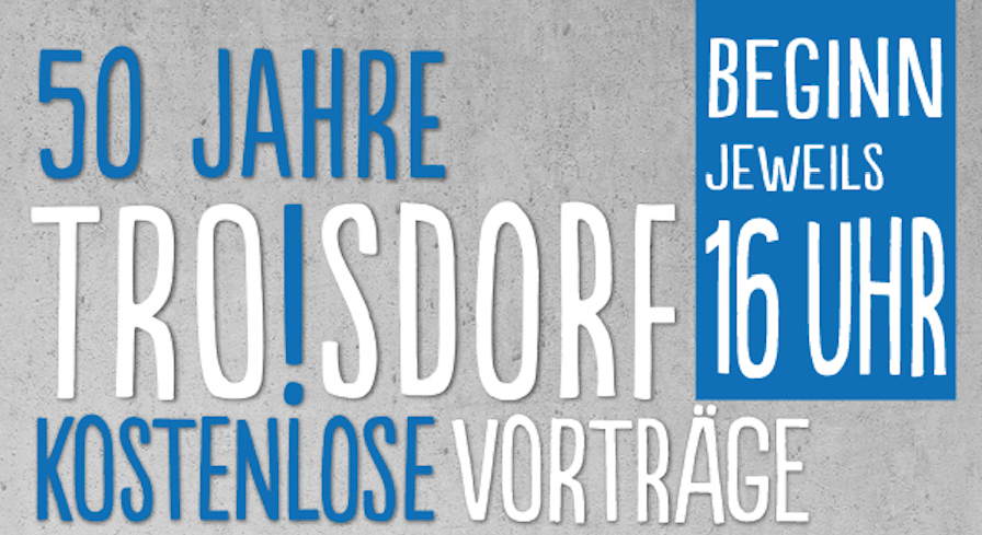 50 Jahre Troisdorf