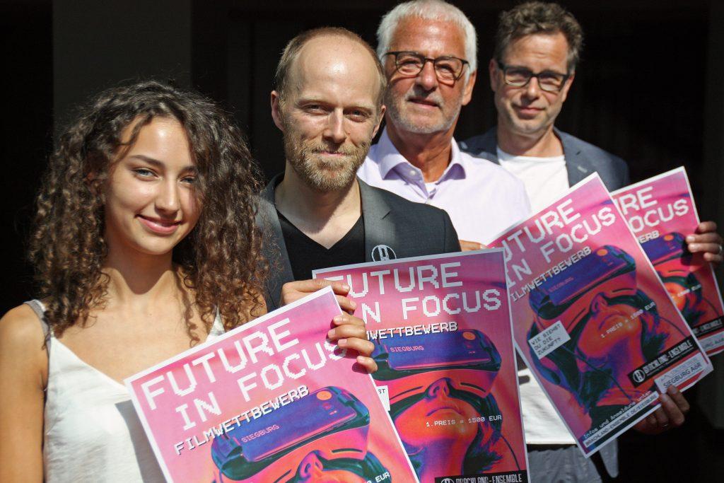 """""""Future in Focus"""" – Stadt Siegburg und das Brachland-Ensemble veranstalten Film- und Videowettbewerb im Rahmen des Projekts """"Himmel auf Erden"""""""