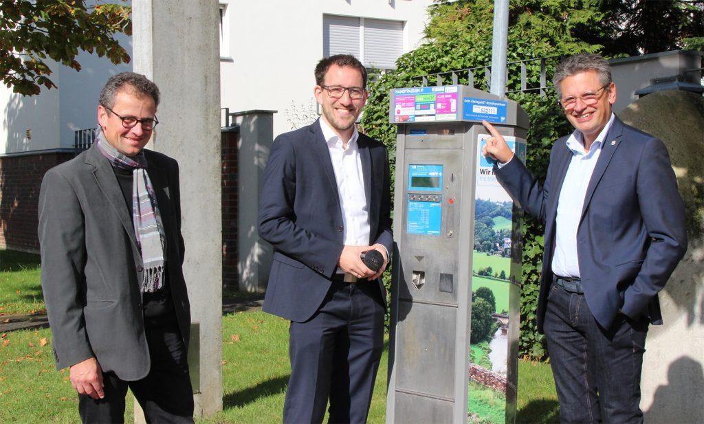 Handy-Parken: Stadt Hennef erweitert Angebot
