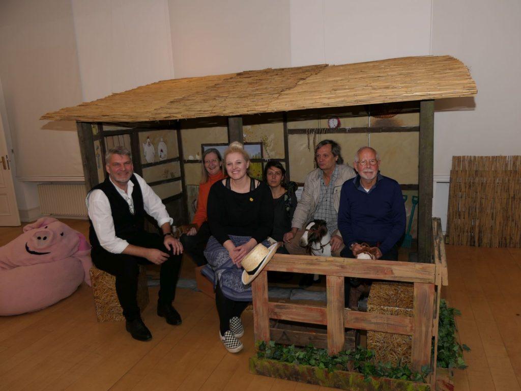 Mitmach-Ausstellung im Bilderbuchmuseum