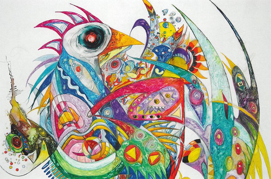 Klaus Stanek, Gemälde – 20. Januar bis 14. Februar: Vernissage am 18. Januar