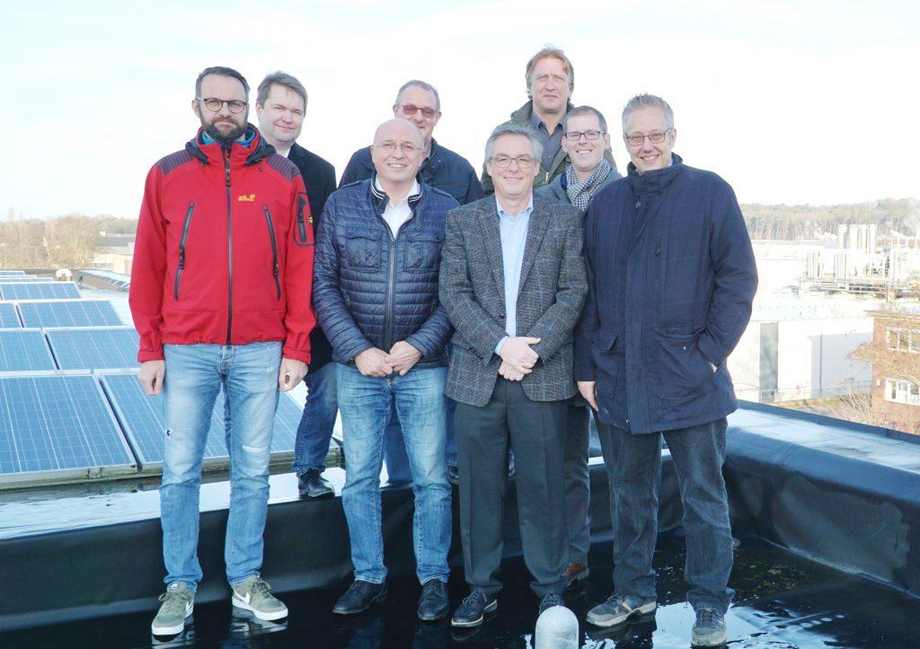 Bundesförderung für 5G-Technologie im IndustrieStadtpark Troisdorf