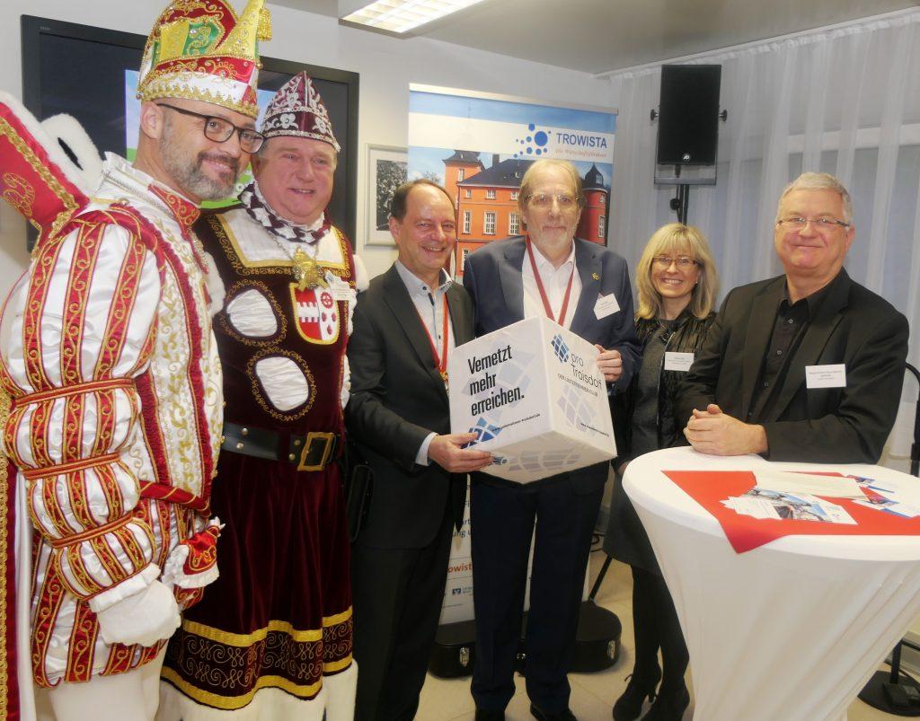 Festausschuss Troisdorfer Karneval lud ein