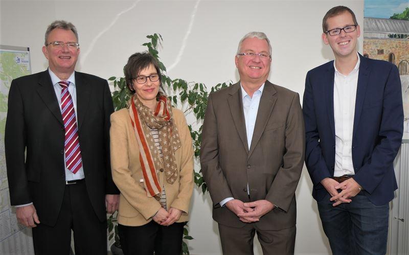 Grönwoldt ist jetzt Troisdorfs Wirtschaftsförderer