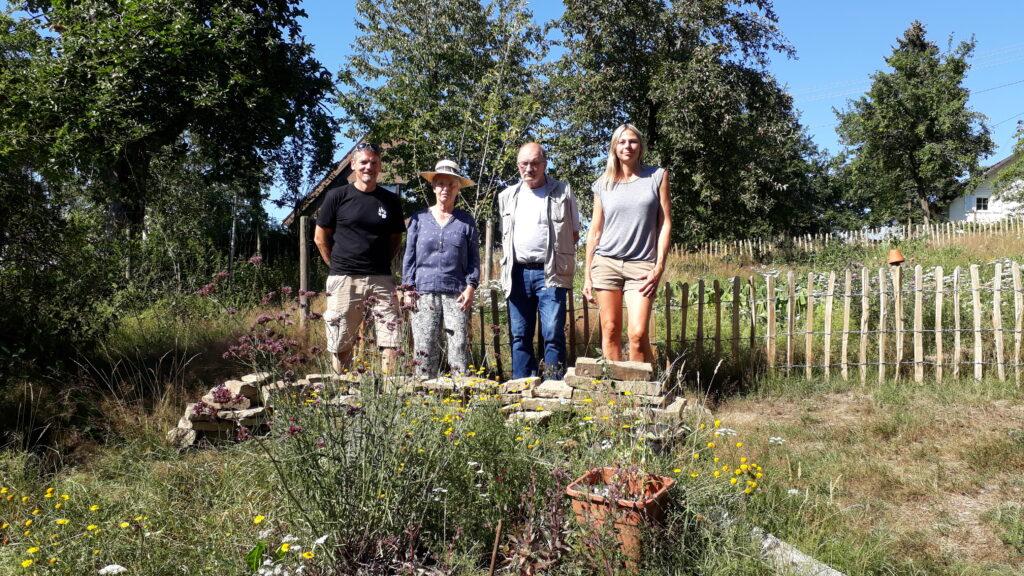 Naturprojekt Familie Heidt in Hennef-Köschbusch