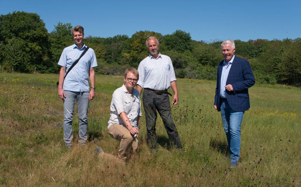 NRW-Stiftung schützt seltene Schmetterlingsarten