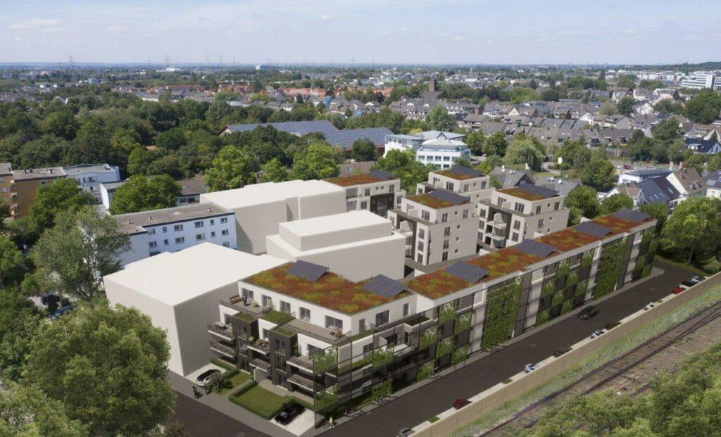 Deutlicher Anstieg des öffentlich geförderten Mietwohnungsbaus in Troisdorf
