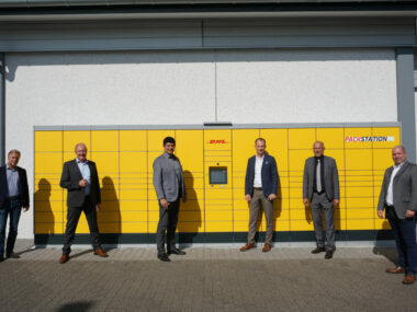 Foto Packstation Sankt Augustin-Buisdorf