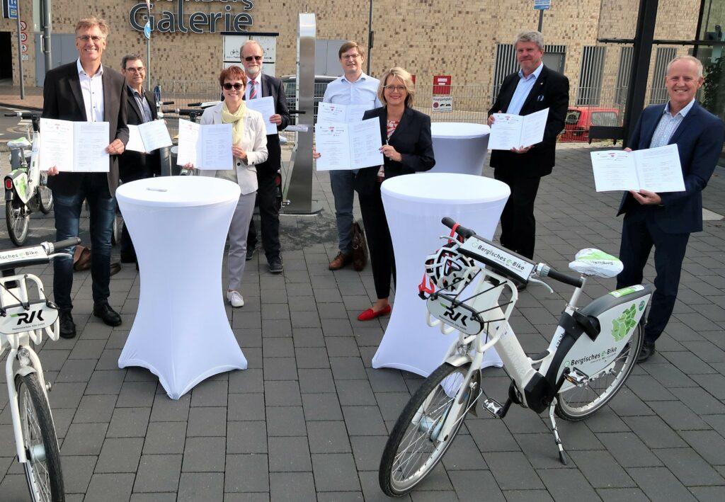 Troisdorf macht mit bei RadPendlerRouten