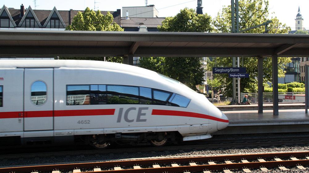 Mehr Stopps in Siegburg/Bonn