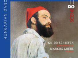 Cover Klassik-CD Brahms