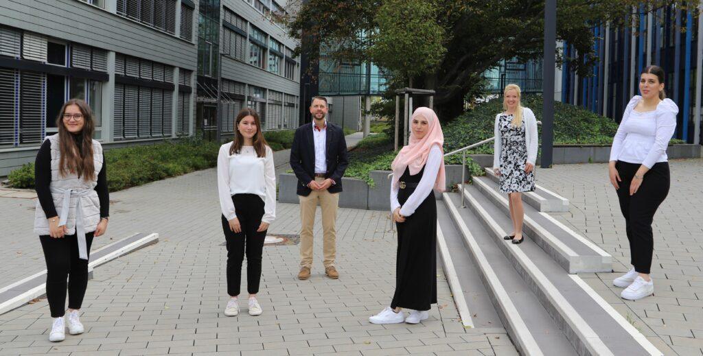 Abitur + Studium = Begabtenförderung am Berufskolleg in Siegburg