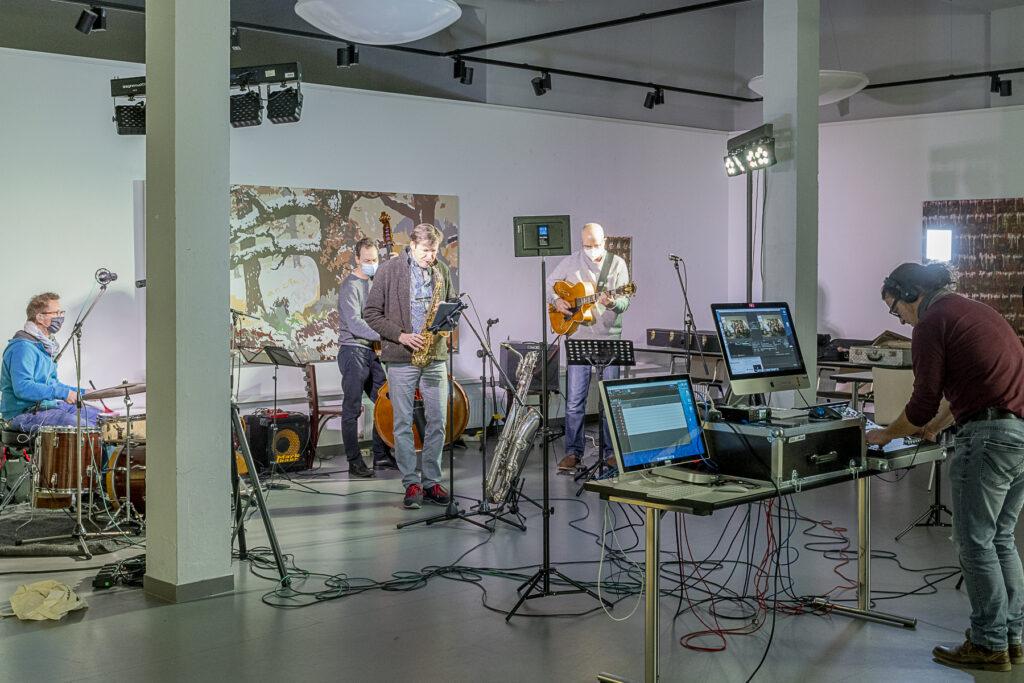 Troisdorfer Jazzsession im Netz
