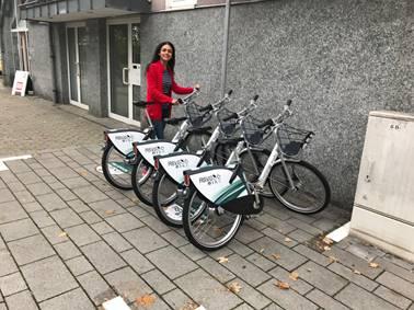 Neue Standorte für das RSVG-Bike gesucht!