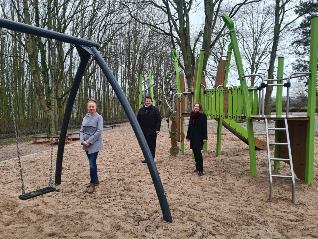 Troisdorf für Kinder: Viel Neues auf den Spielplätzen