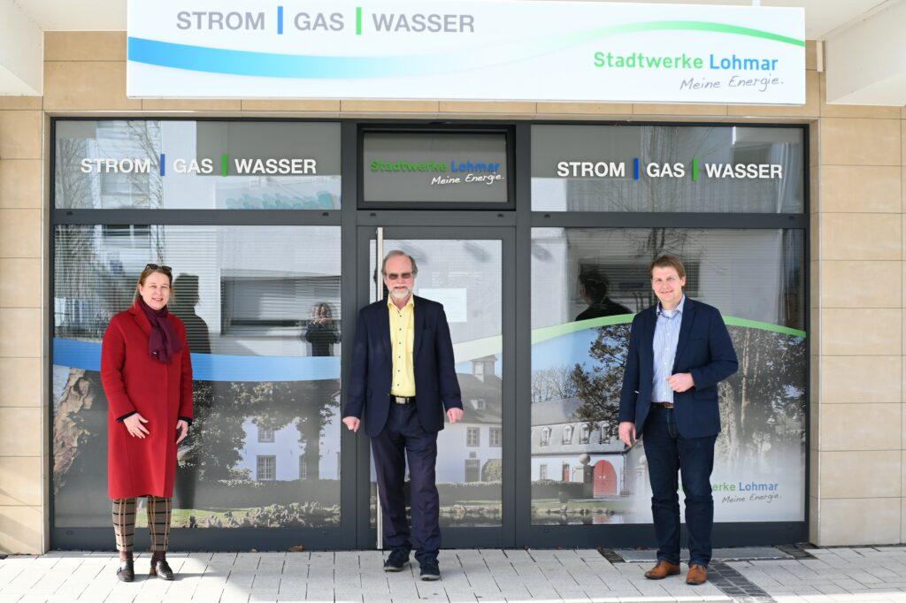 Geschäftsführerwechsel bei den Stadtwerken Lohmar