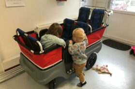 Kinderschutzbund-Kinderbus Copyright Kinderschutzbund