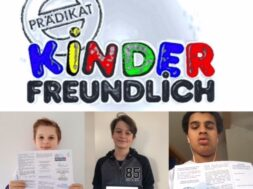 Prädikat Kinderfreundlich 2021 Collage