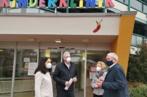 Besuch im Impfzentrum 2