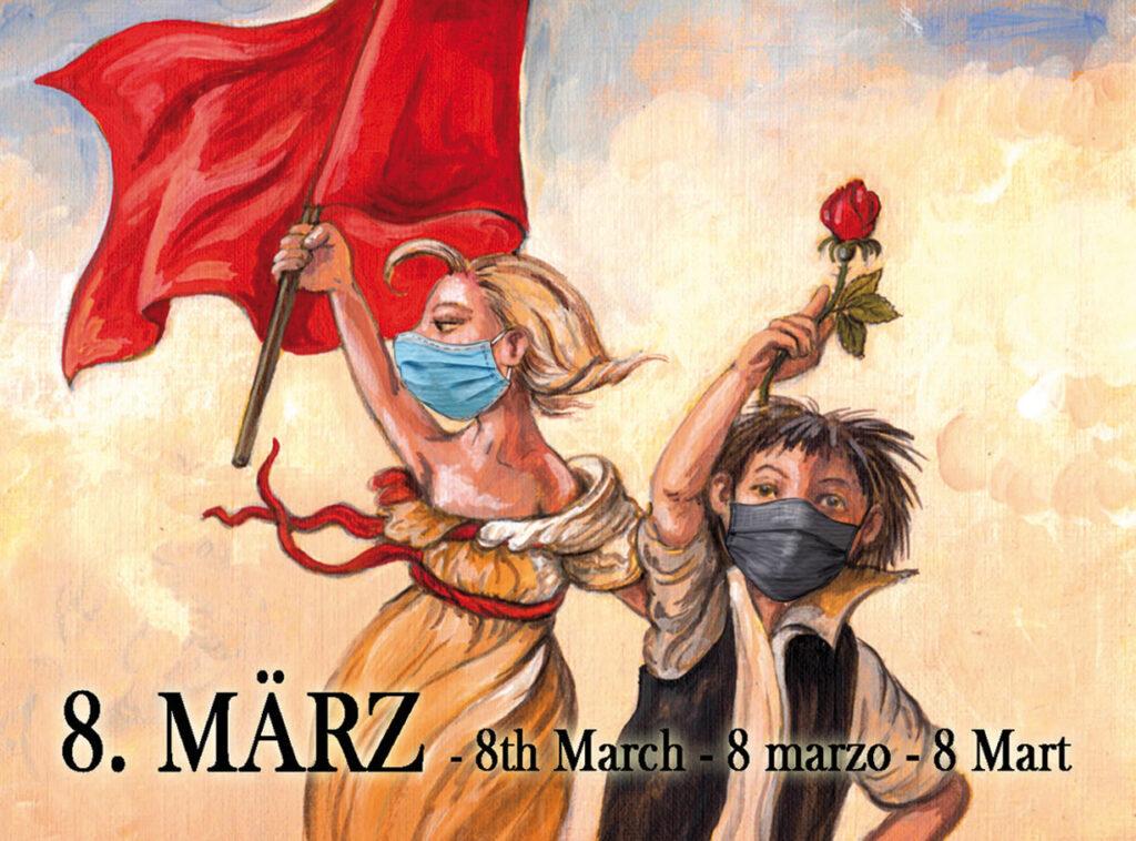 Internationaler Frauentag am 8. März – Gemeinsam für eine geschlechtergerechte Gesellschaft