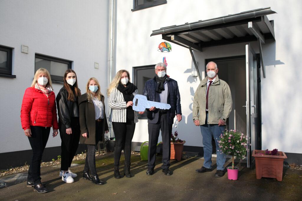 Neueröffnung des Frauenhauses des Rhein-Sieg-Kreises in Sankt Augustin