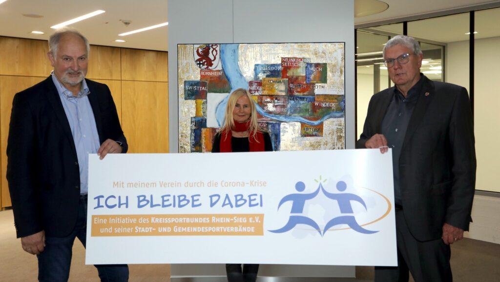Rhein-Sieg-Kreis unterstützt Treue-Aktion für Sportvereine