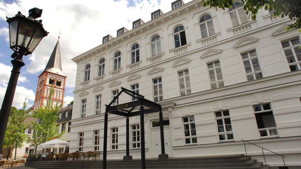Stadtmuseum öffnet wieder