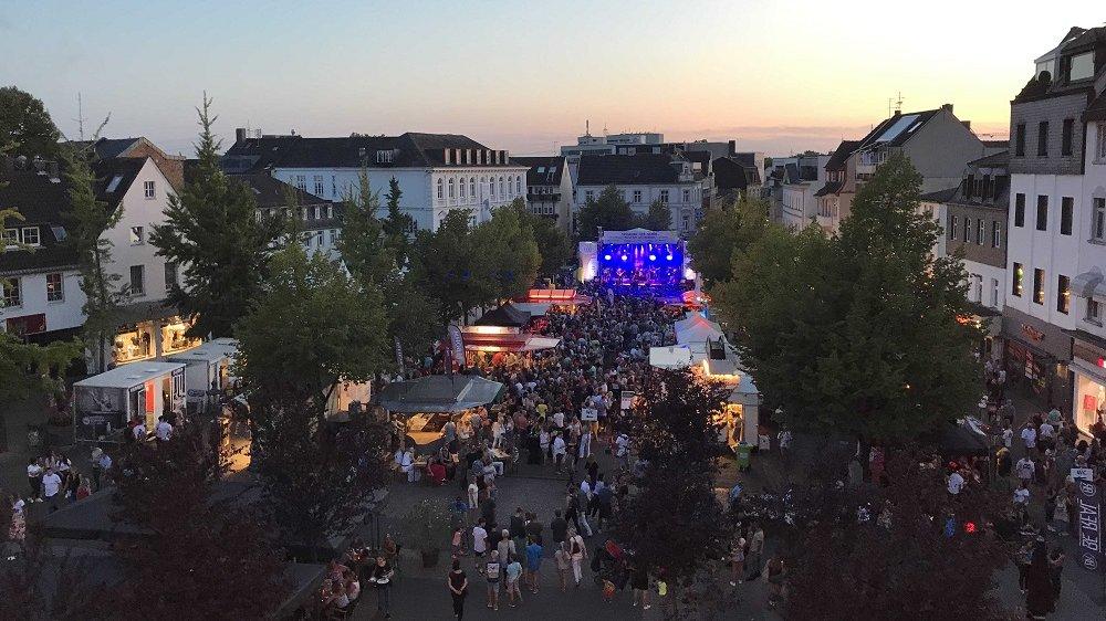 Stadtfest 2021 abgesagt