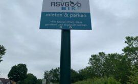 0-Schild Parken für RSVG-Bikes – Für alle anderen NICHT!