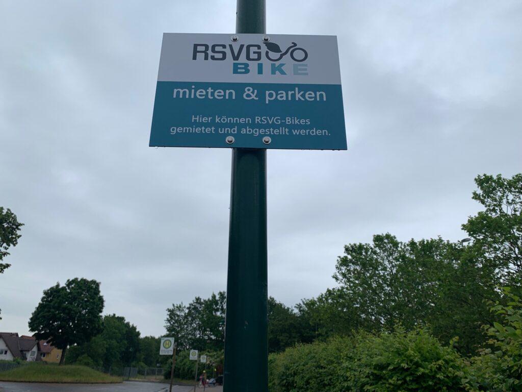 RSVG-Bike bekommt neue Standorte