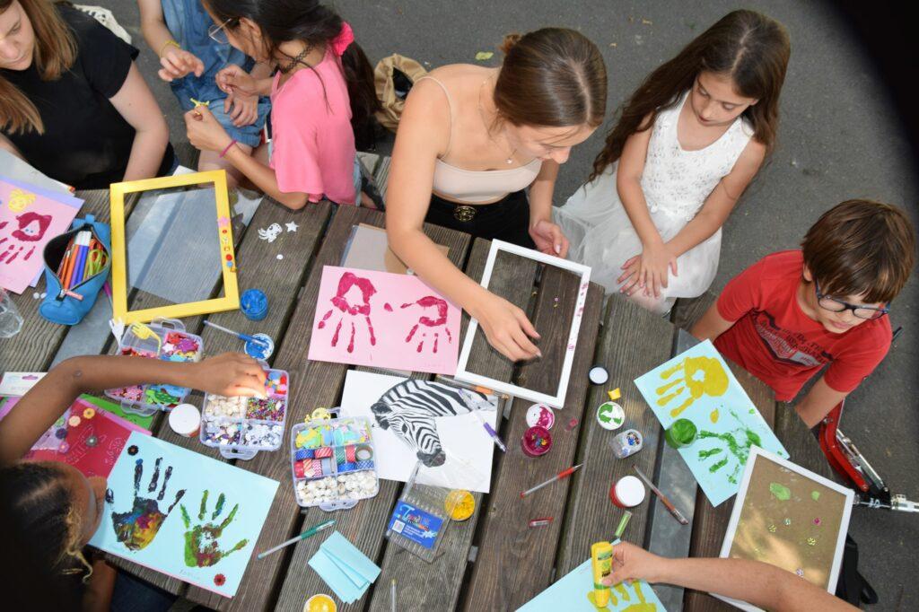 Balu und Du. Großes Engagement für kleine Persönlichkeiten am SGH und in der GGS Gartenstraße