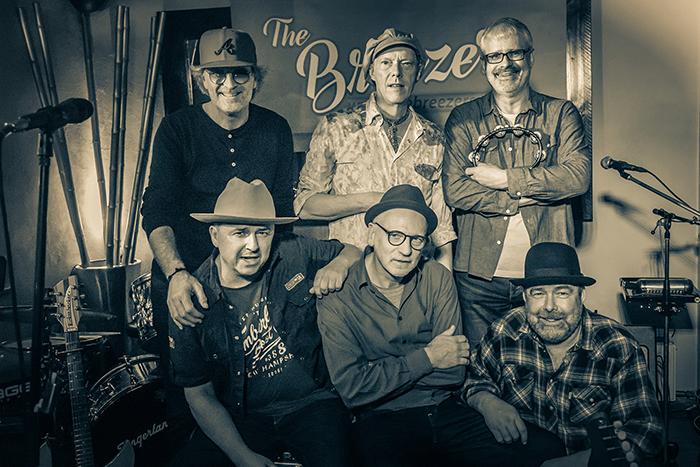 """Blues & Rock Club Hennef"" präsentiert ""The Breezers"""