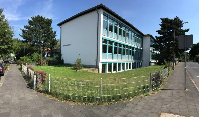 Ausbau der  Hans-Christian-Andersen-Schule beginnt
